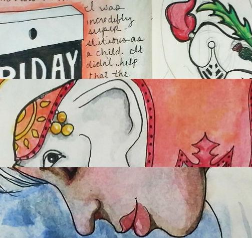 Sketchbook – Dec 13-20, 2013