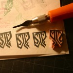DIY Rubber Stamp Tutorial