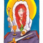 The Magician – Tarot Series