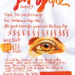Color a Day – Thursday – Orange