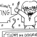 National Handwriting Day 2016