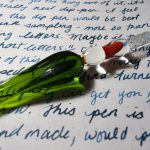 J. Herbin Large Spiral Glass Dip Pen – Review