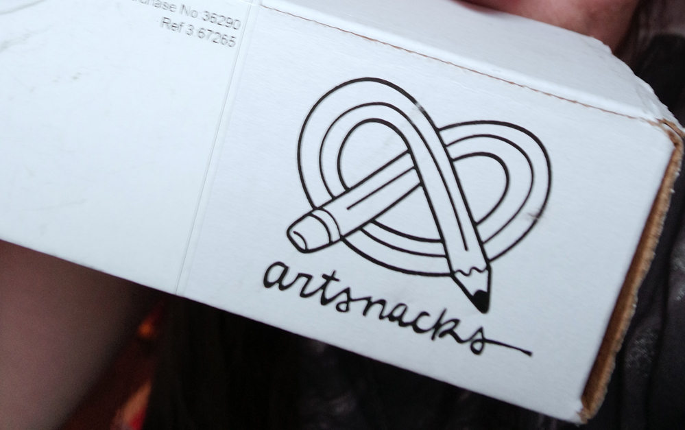 ArtSnacks – November Box Review